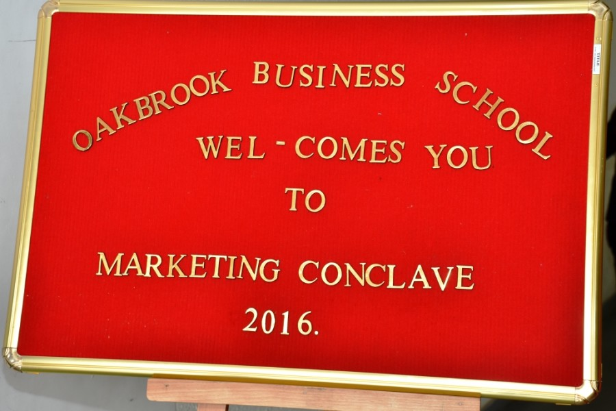 Marketing Conclave