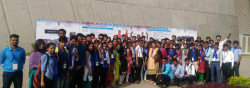 Students attending Cenematic Tourism Seminar